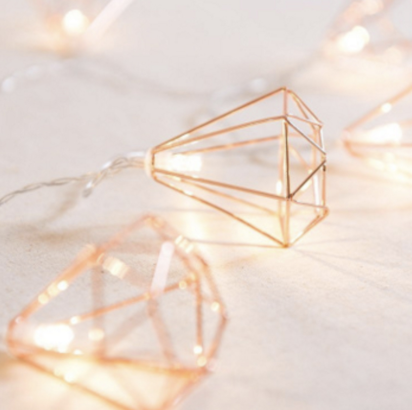 Metal Decor String Light - GMSL04