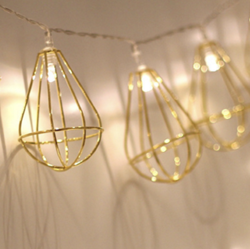 Metal Decor String Light - GMSL05