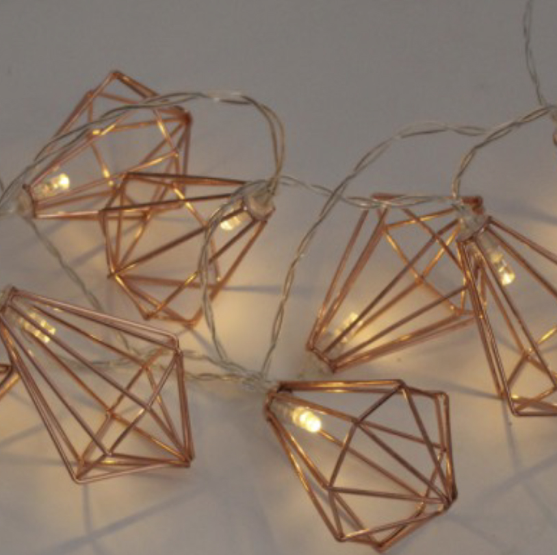 Metal Decor String Light - GMSL06