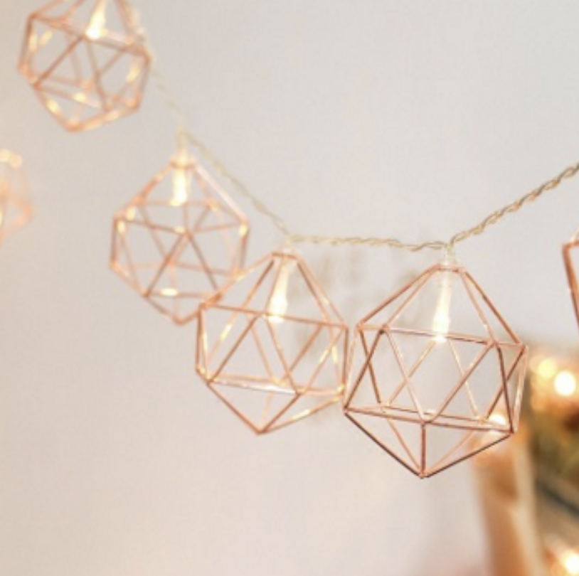 Metal Decor String Light - GMSL07