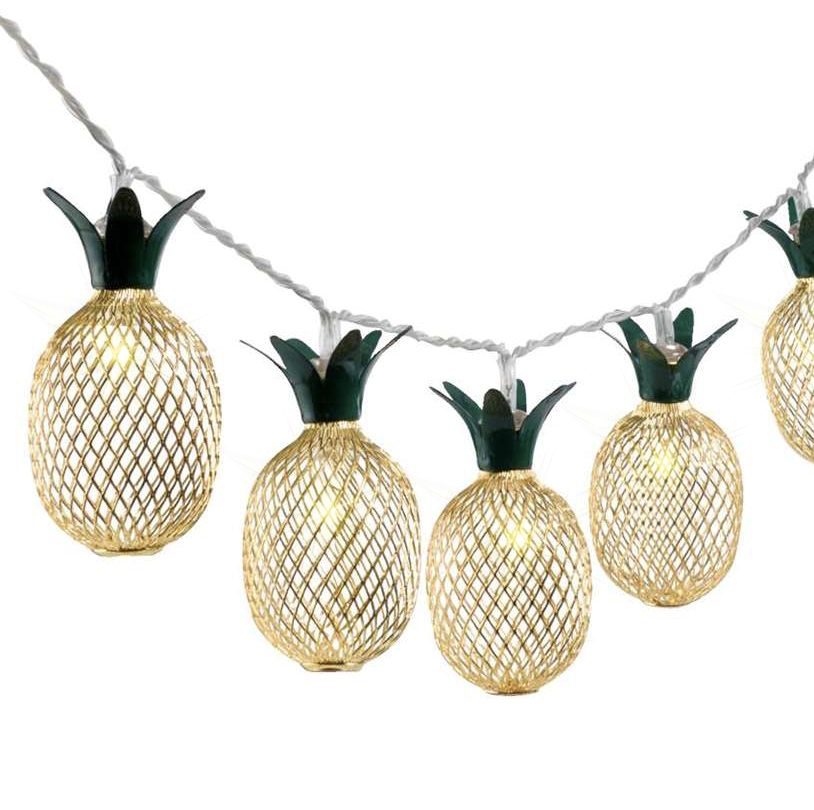 Pineapple String Light - MSL01