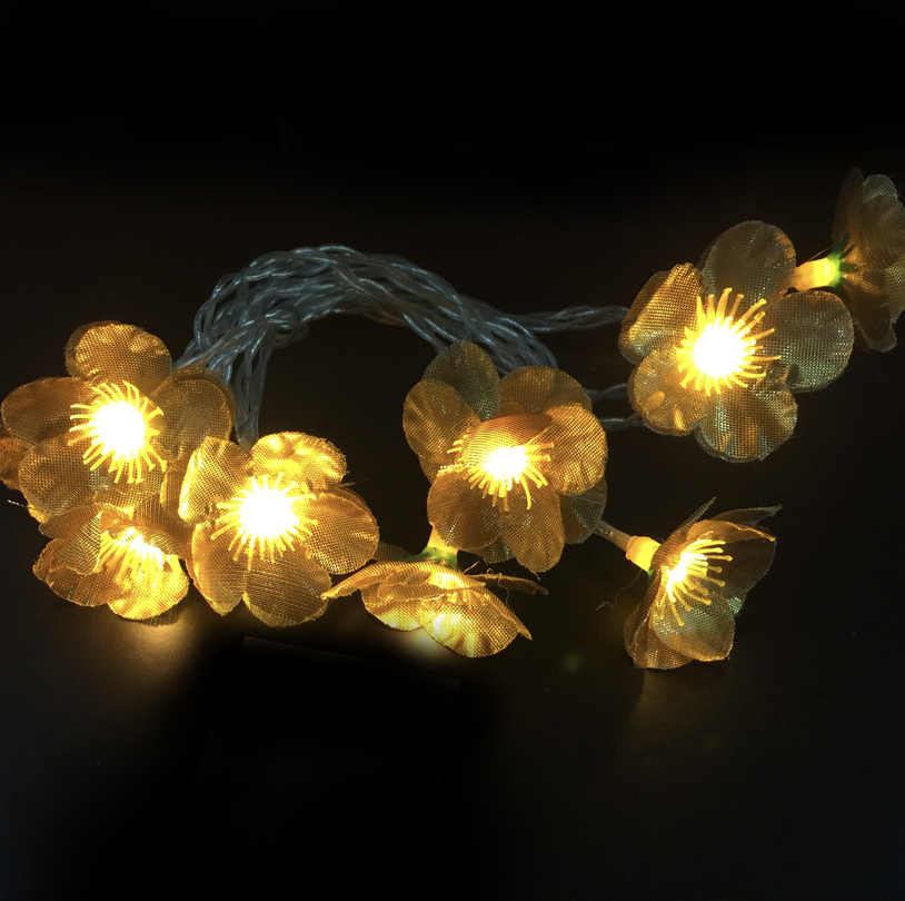 Mini Peony String Light - V1052