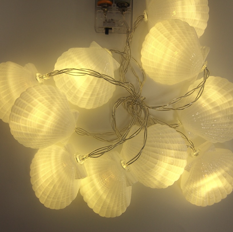 Shellfish String Light - SSLB02