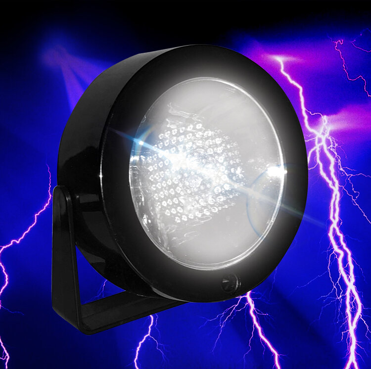 Mini Strobe Light - V8191 - Thunder Sound