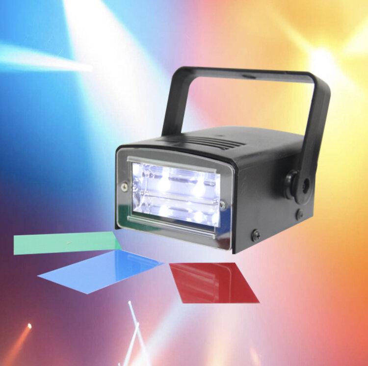 Mini Strobe Light - V8290