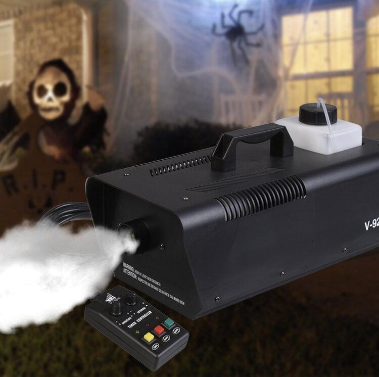 Fog Machine with Timer Control - V929