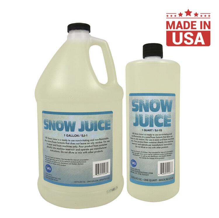 Snow Juice - SJ-1 / SJ-1Q