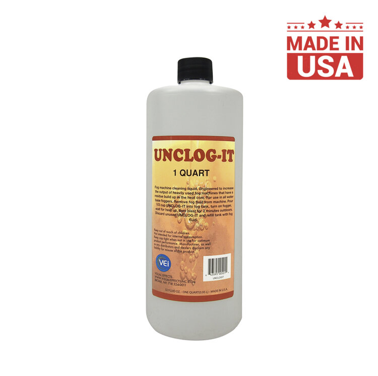 Fogger Cleansing Solution - Unclog-It
