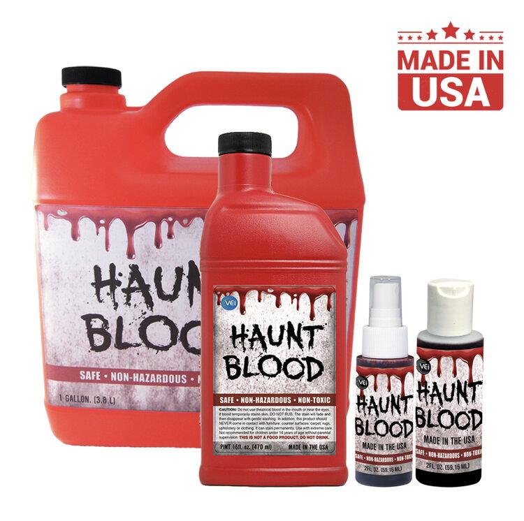 Haunt Blood - BLR-G / BLR-P / BLR-2oz.