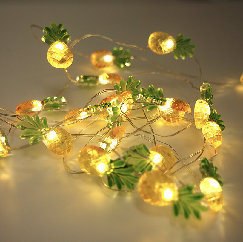 Mini Pineapple String Light - MCSL01