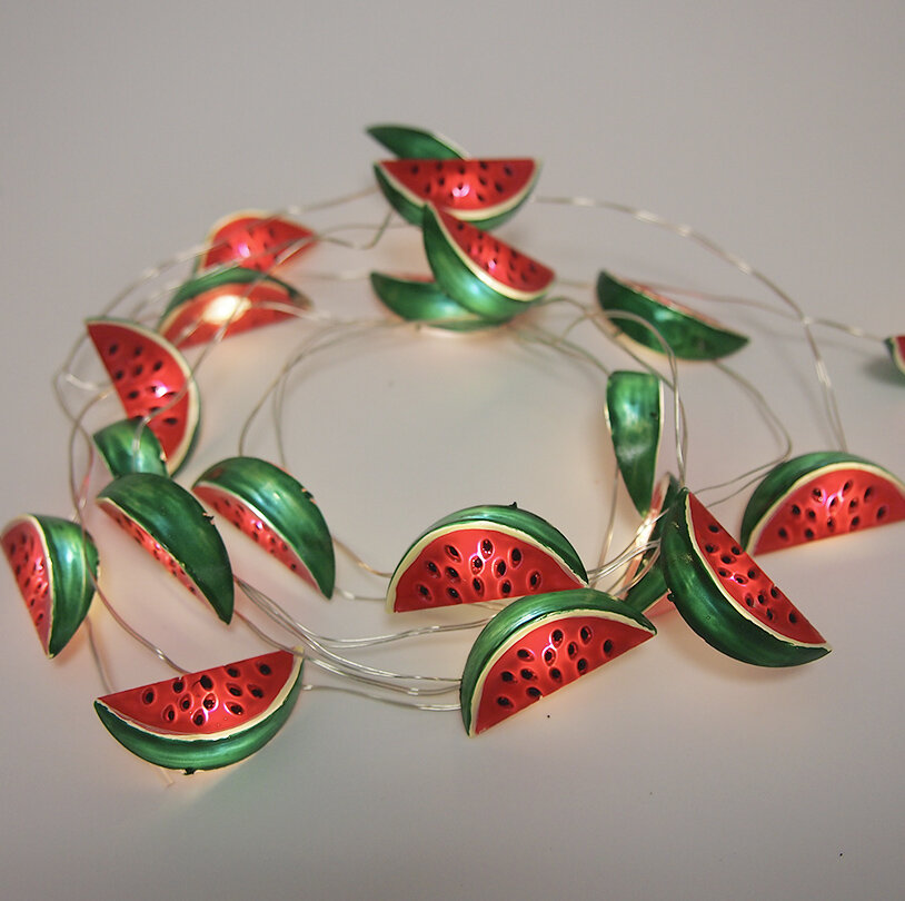 Mini Watermelon String Light - MCSL03