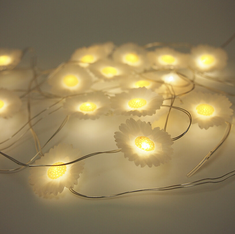Mini Daisy String Light - MCSL05
