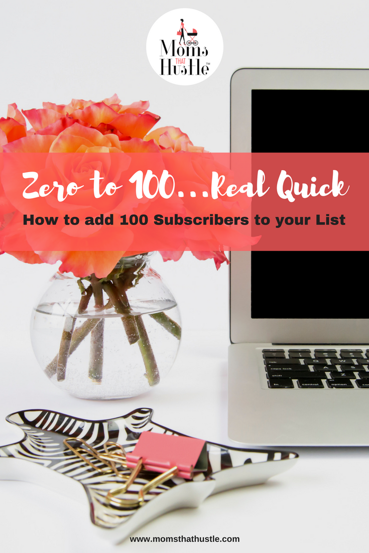 How to add 100 subscribers
