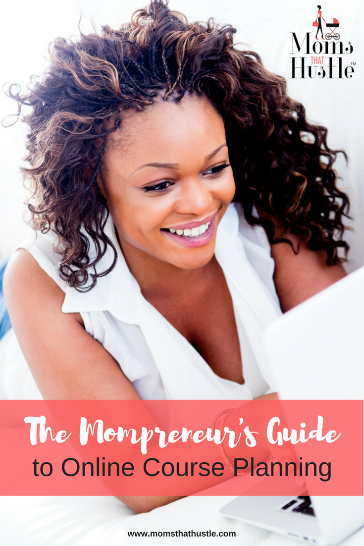the mompreneur's guide to online course planning