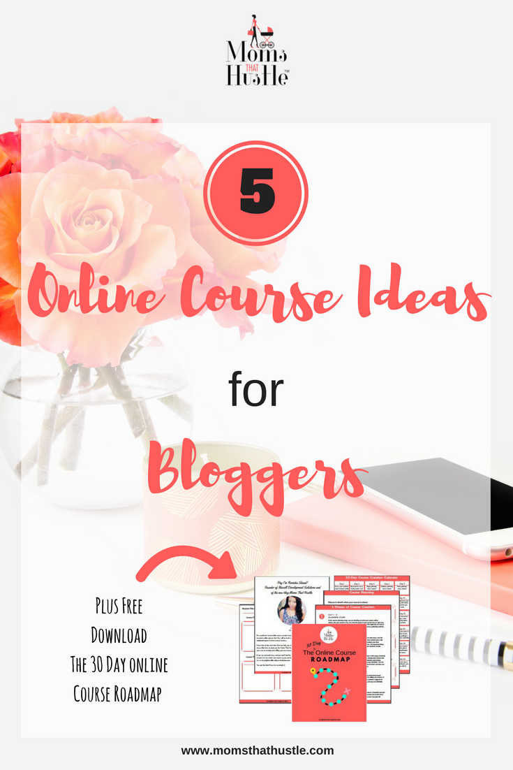 5 Online Course Ideas for Bloggers.png
