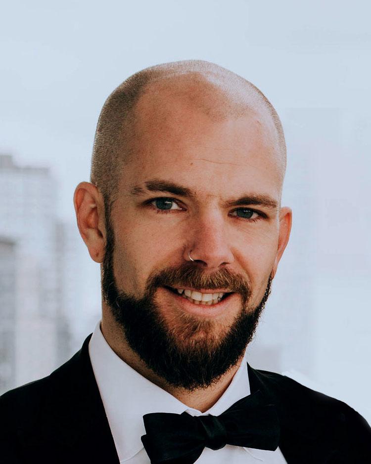 Ryan O'Sullivan, October 2018