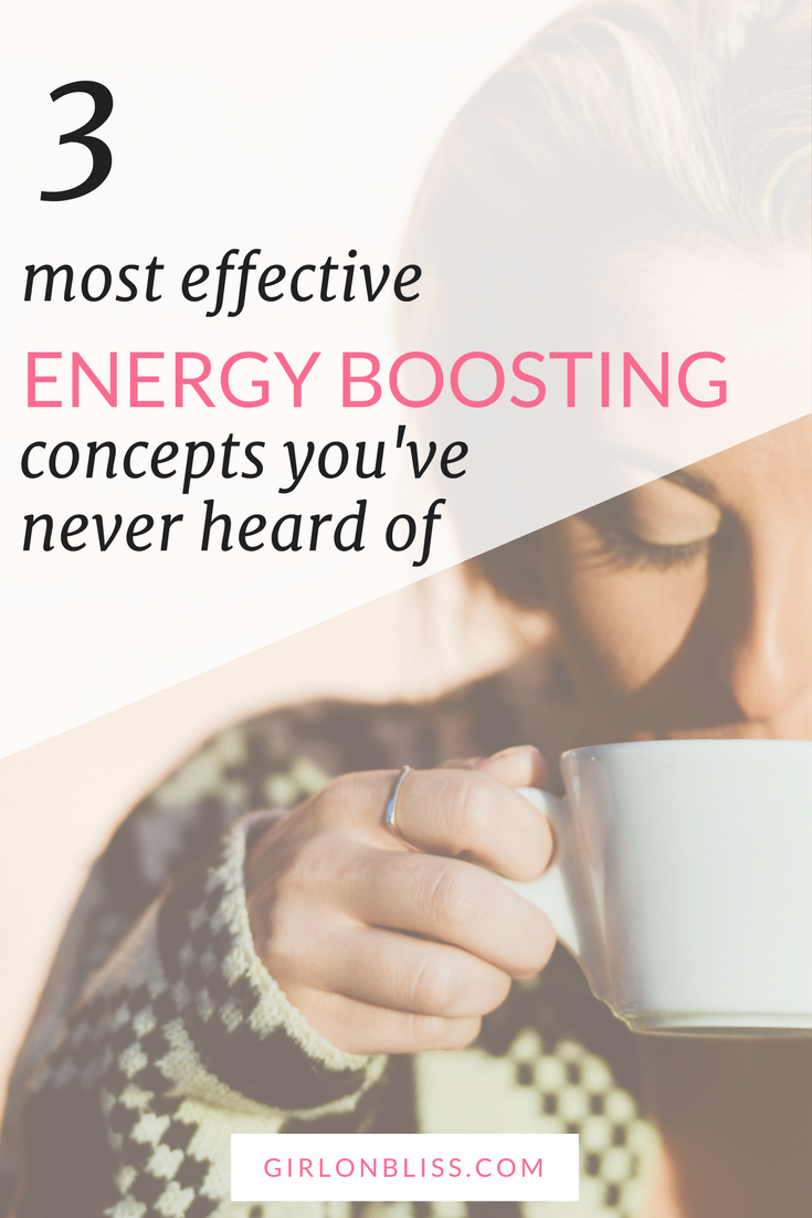 3 Holistic Energy Boosting Concepts You've Never Considered