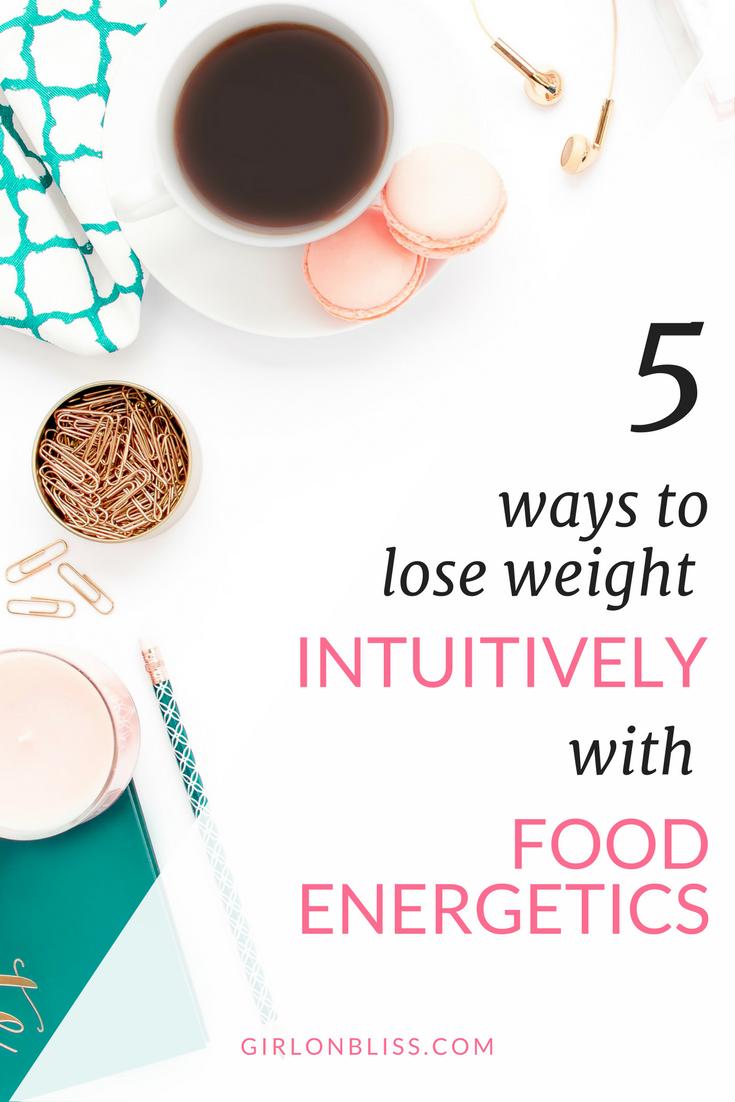 What is Food Energetics
