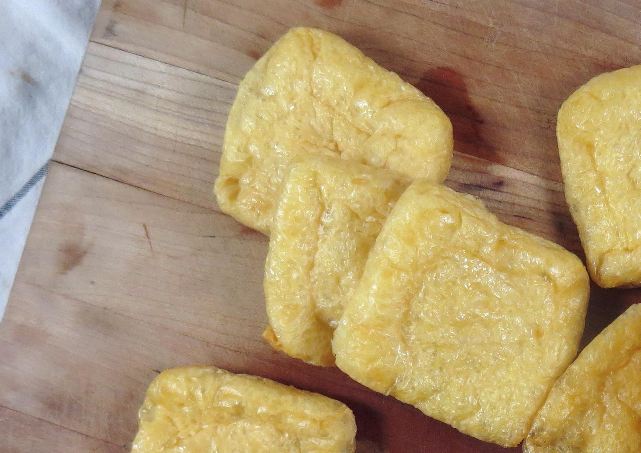 Fried Tofu Pouch