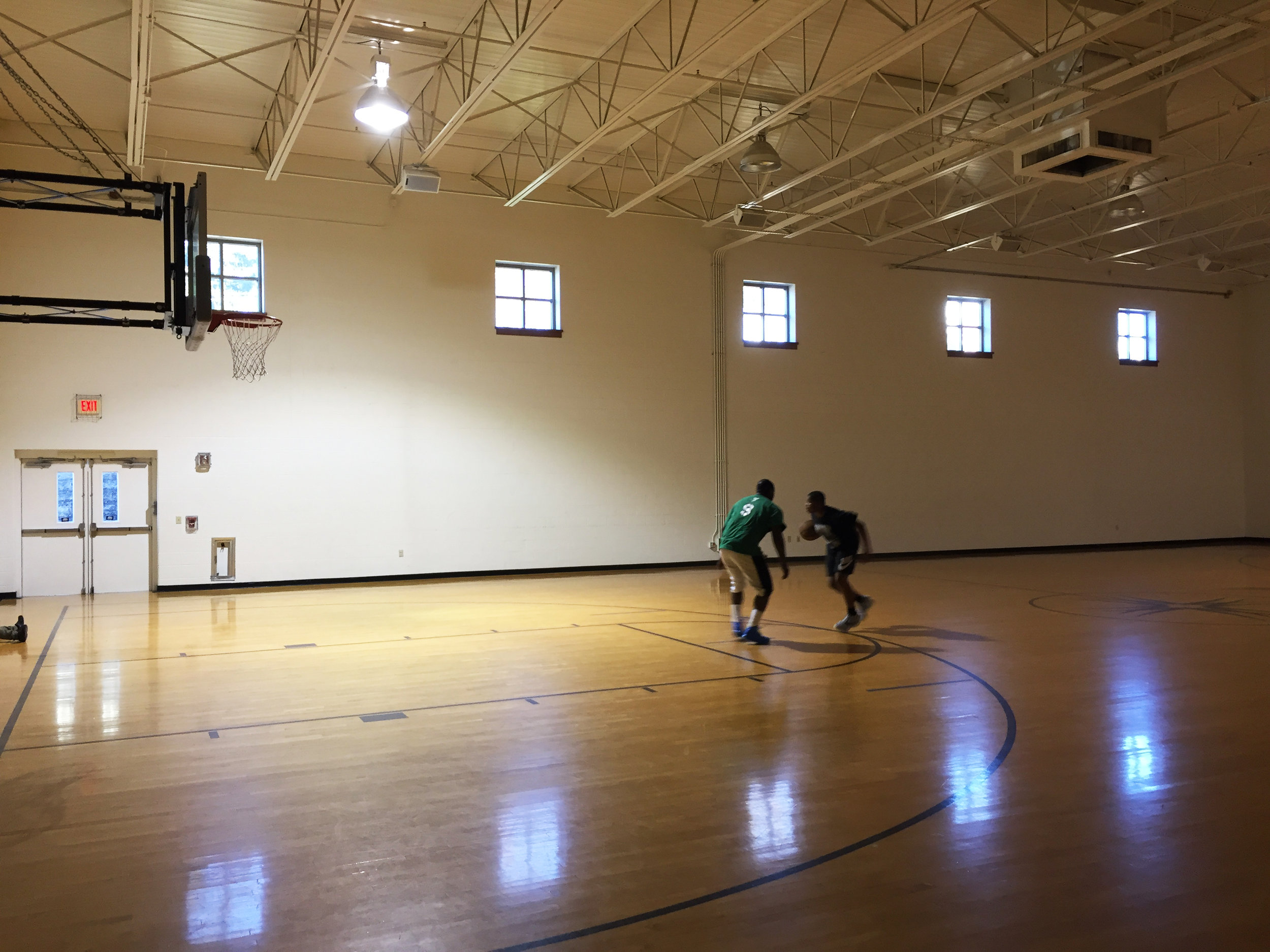 Gymnasium Bright Side Opportunities Center