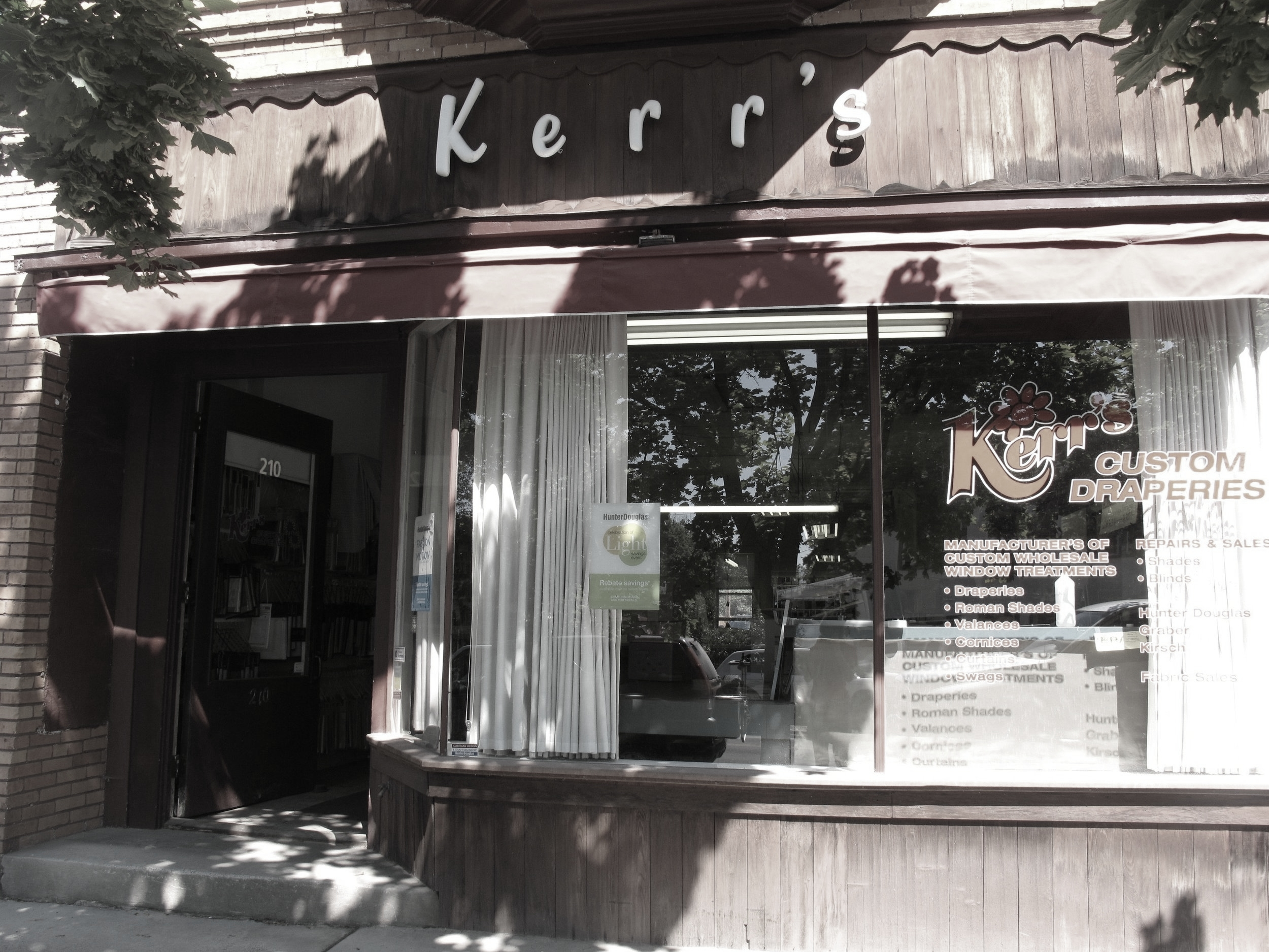 The Story of Kerr's -