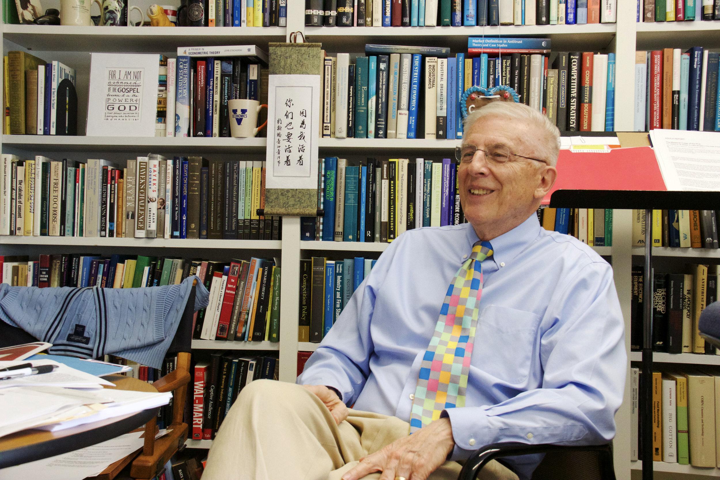 Dr. Kenneth Elzinga