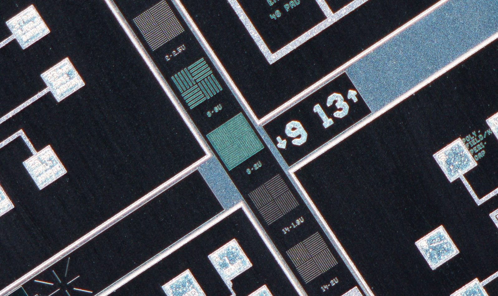 Nikon CFI Plan Apo 4X/0.20 ∞/- Microscope Objective 100% actual pixel view center crop. Clicking on an image will open a larger version.