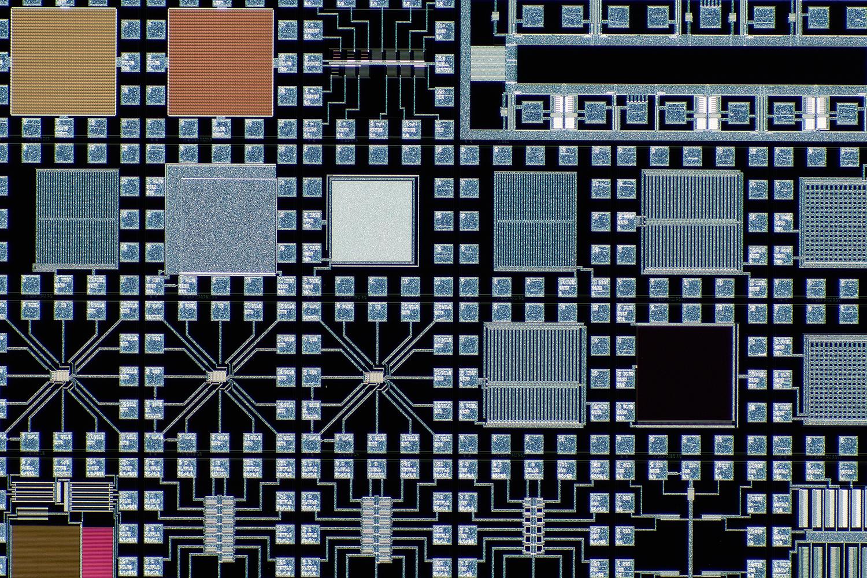 Nikon Measuring Microscope 5x TM objective lens at 5xA.