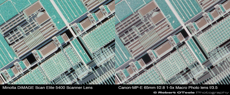 Minolta-DiMAGE-Scan-Elite-5400-Scanner-Lens-vs-Canon-MP-E-65mm-f2.8-1-5x-Macro-Photo-lens-at-2.25x-corners.JPG
