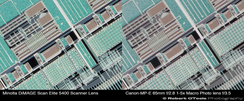 Minolta-DiMAGE-Scan-Elite-5400-Scanner-Lens-vs-Canon-MP-E-65mm-f2.8-1-5x-Macro-Photo-lens-at-2x-corners.JPG