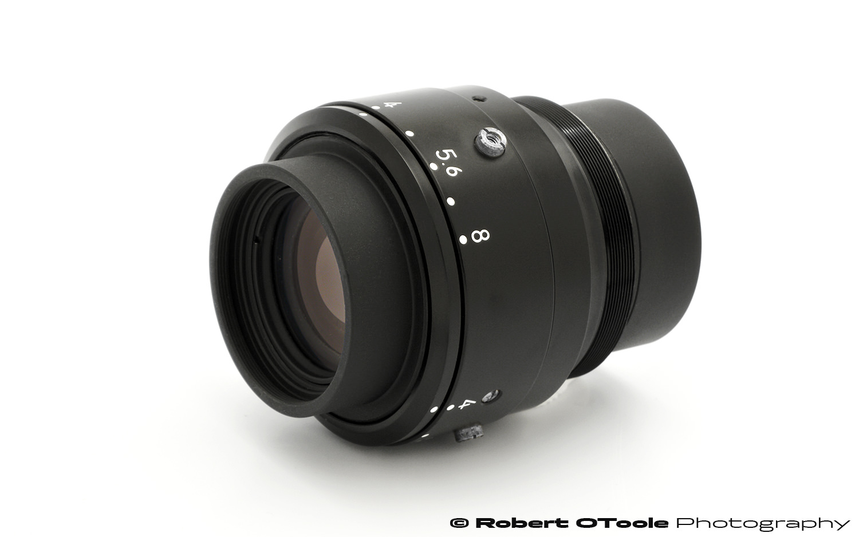 Nikon Rayfact GF 82mm f/4 Line Scan Lens