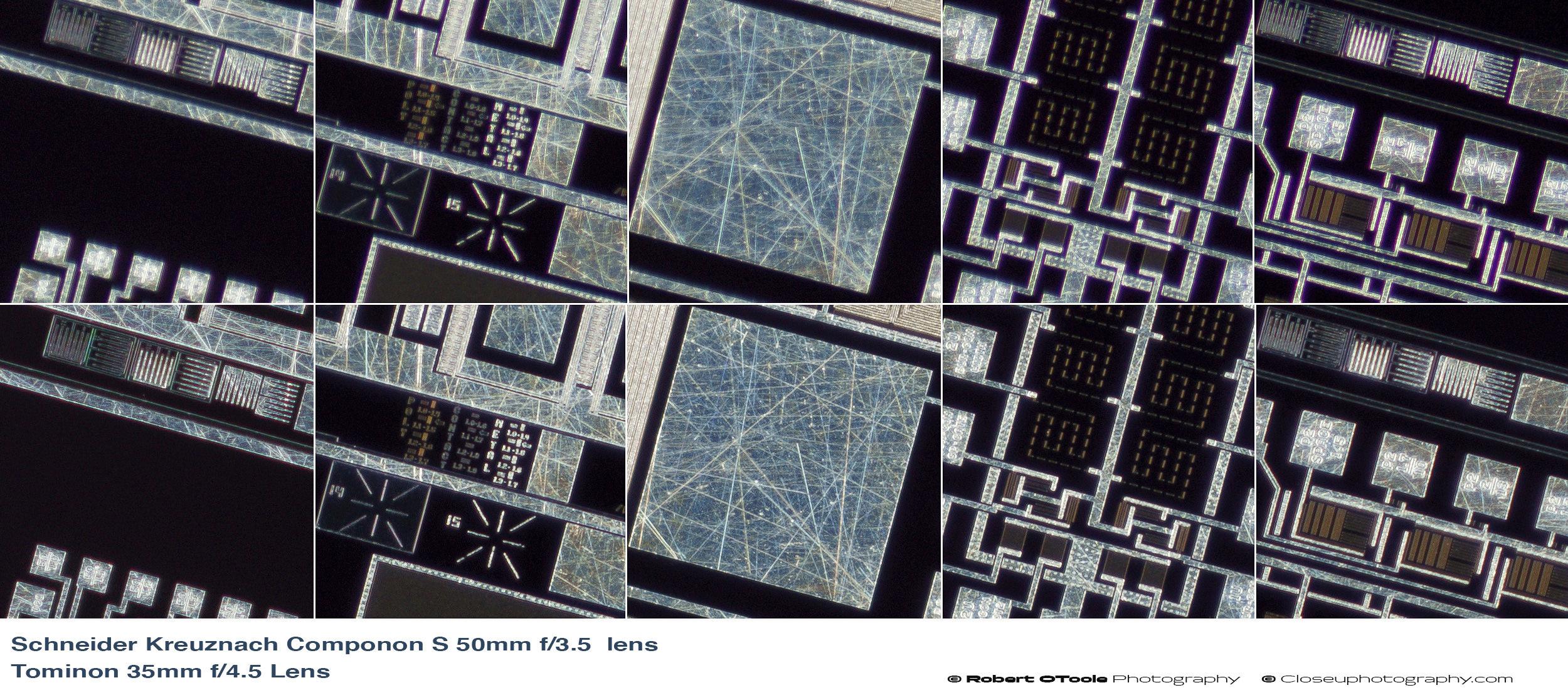 Schneider-Kreuznach-Componon-S-50mm f3.5-lens-v-Tominon-35mm-f4.5-Lens-Closeuphotography.JPG