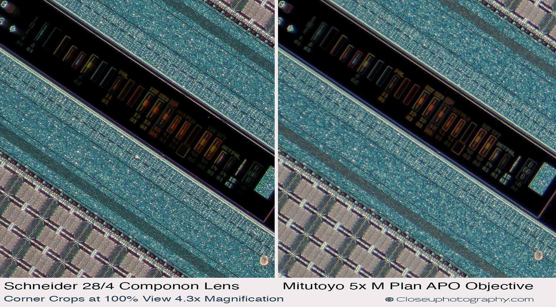 Corner-crops-Schneider-Makro-symmar-120-and-SK-Componon-28-4-at-4.3x-vs-Mitutoyo-5x-Plan-APO-closeuphotography.com.jpg