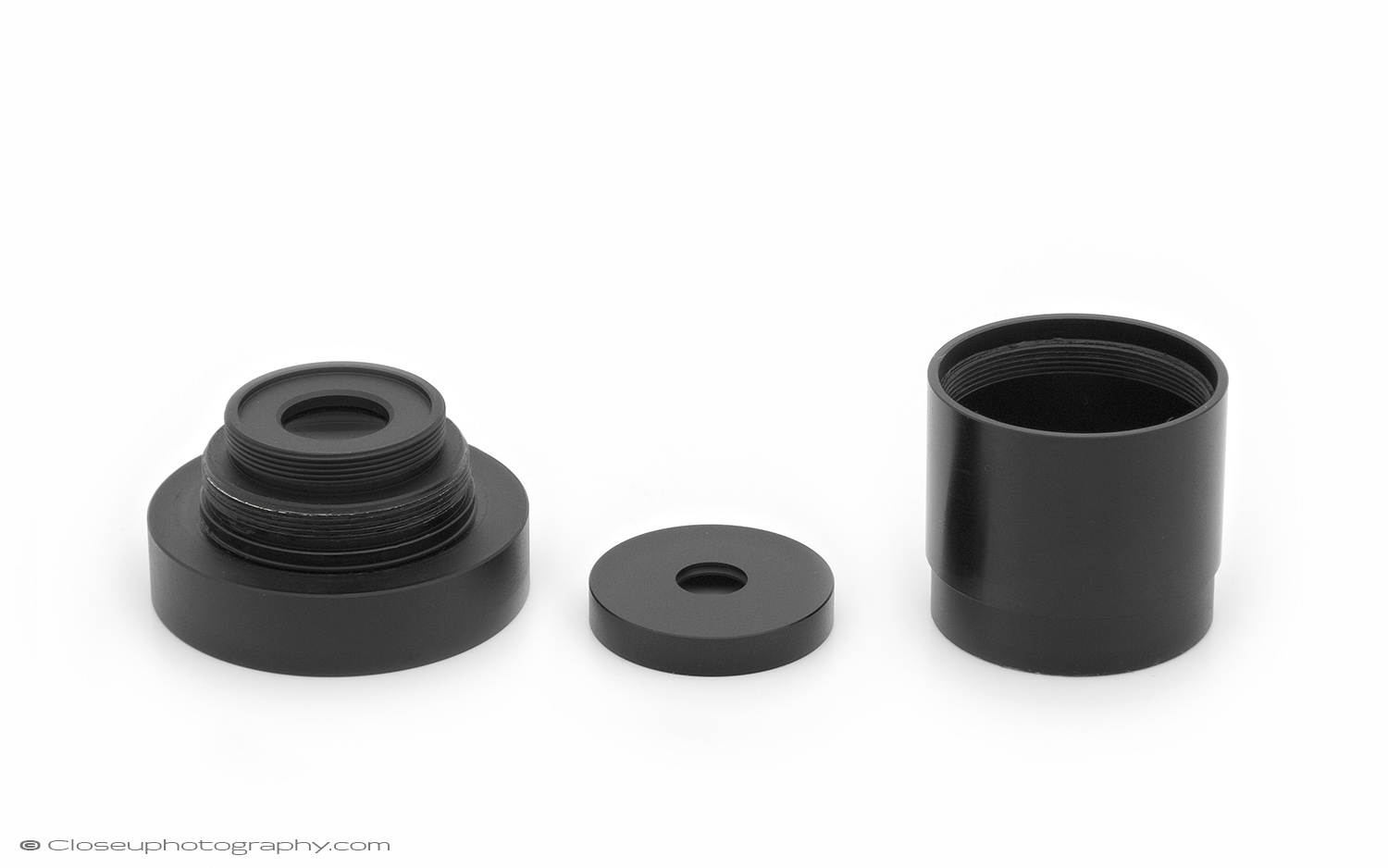 Copal E18C 40mm 1:4 Industrial Lens with rear cell and aperture disk removed