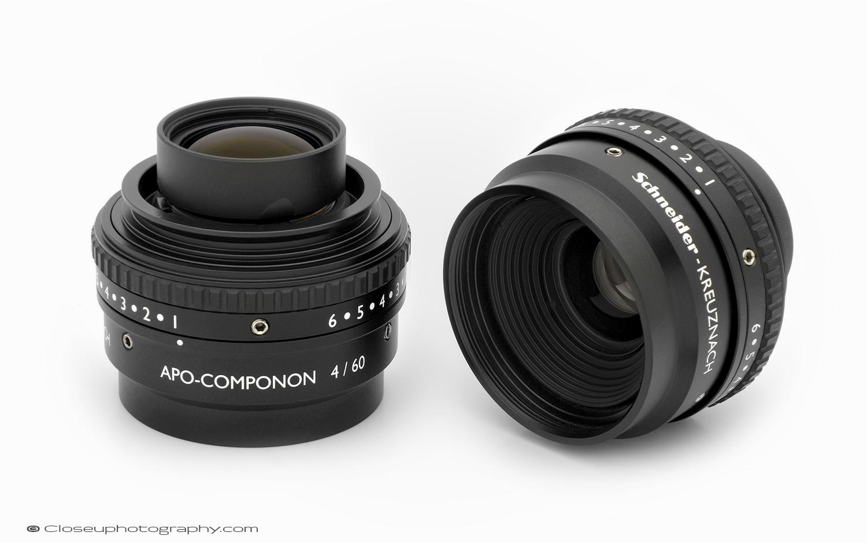 Schneider APO Componon 60mm f4 line scan lens