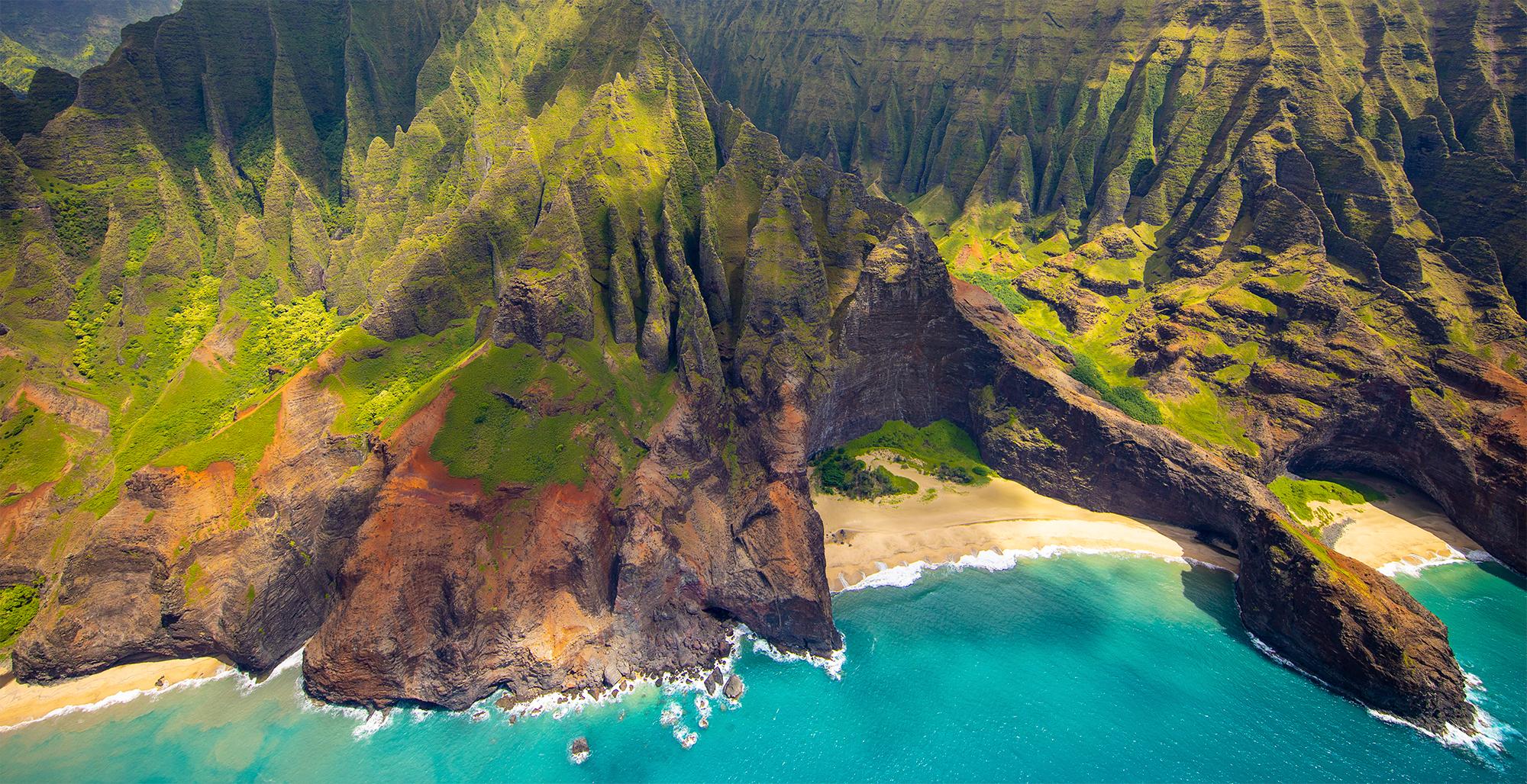 The Nā Pali Coast