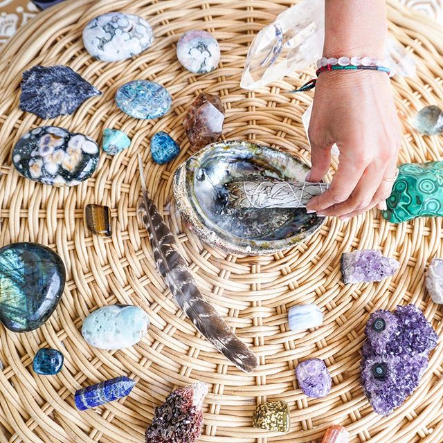 Have you heard about our event on Sunday? ✨ A rare pairing of tea & crystals to activate cellular alignment with intention and connect to spirit by way of the natural world. 🦋 🙏🏼 Link in bio for more info and to RSVP