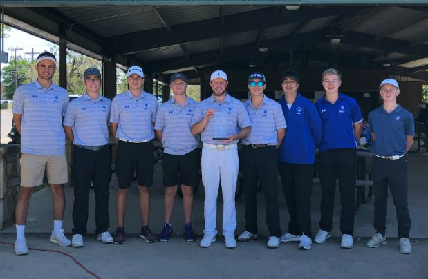 BOYS GOLF TAKES 3RD AT DISTRICT TOURNAMENT! - Qualified for Regional Tournament in 2 weeks!