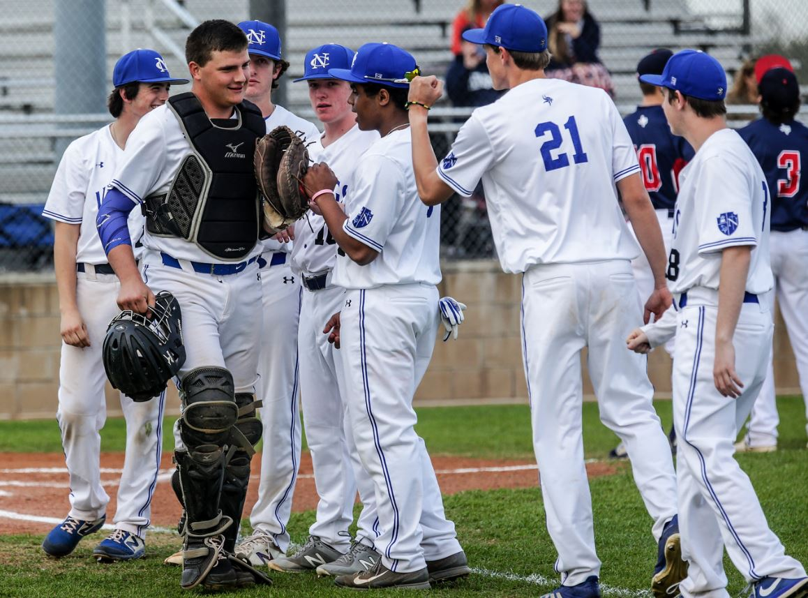 4/27 BASEBALL WRAPS UP REGULAR SEASON WITH 4-3 VICTORY OVER LIBERTY CHRISTIAN! -