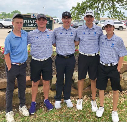 4/30 GOLF TAKES 6TH PLACE AT STATE!   -