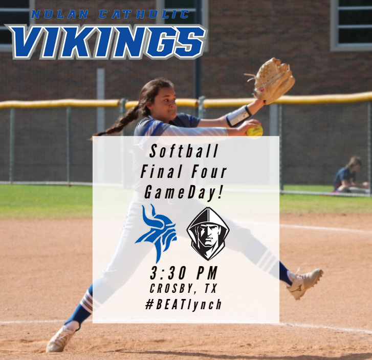 5/17 SOFTBALL HEADS TO CROSBY, TX FOR FINAL FOUR! -