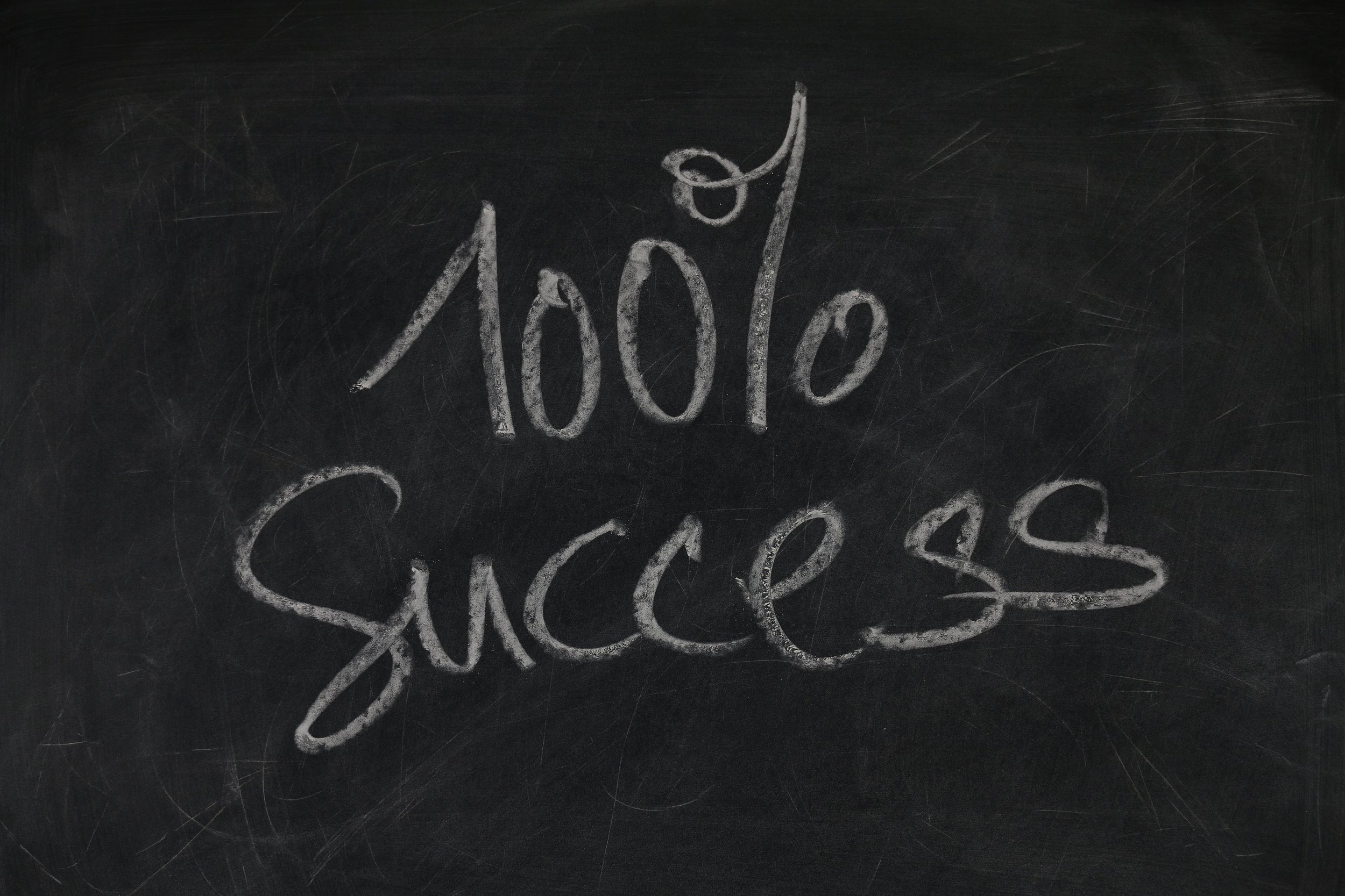 We are only a success when our services enable you to succeed!