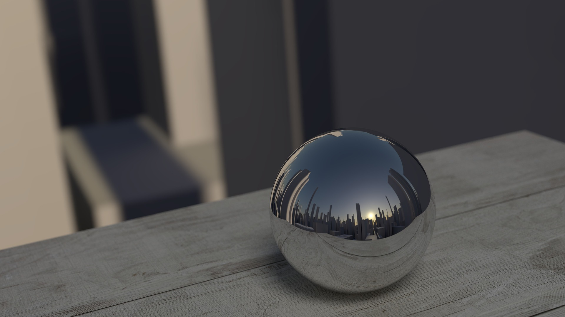 A reflective perspective