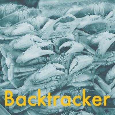 BackTracker   Michael Carroll