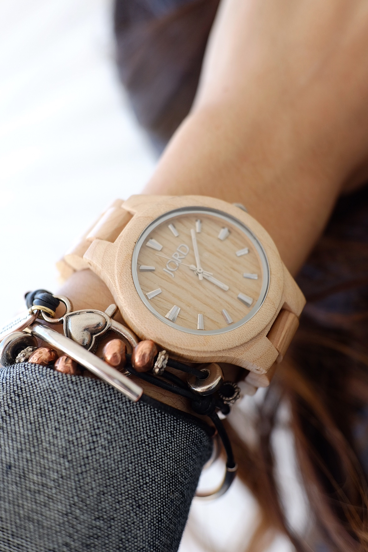 JORD Watch  - Your Must Have Spring Accessory