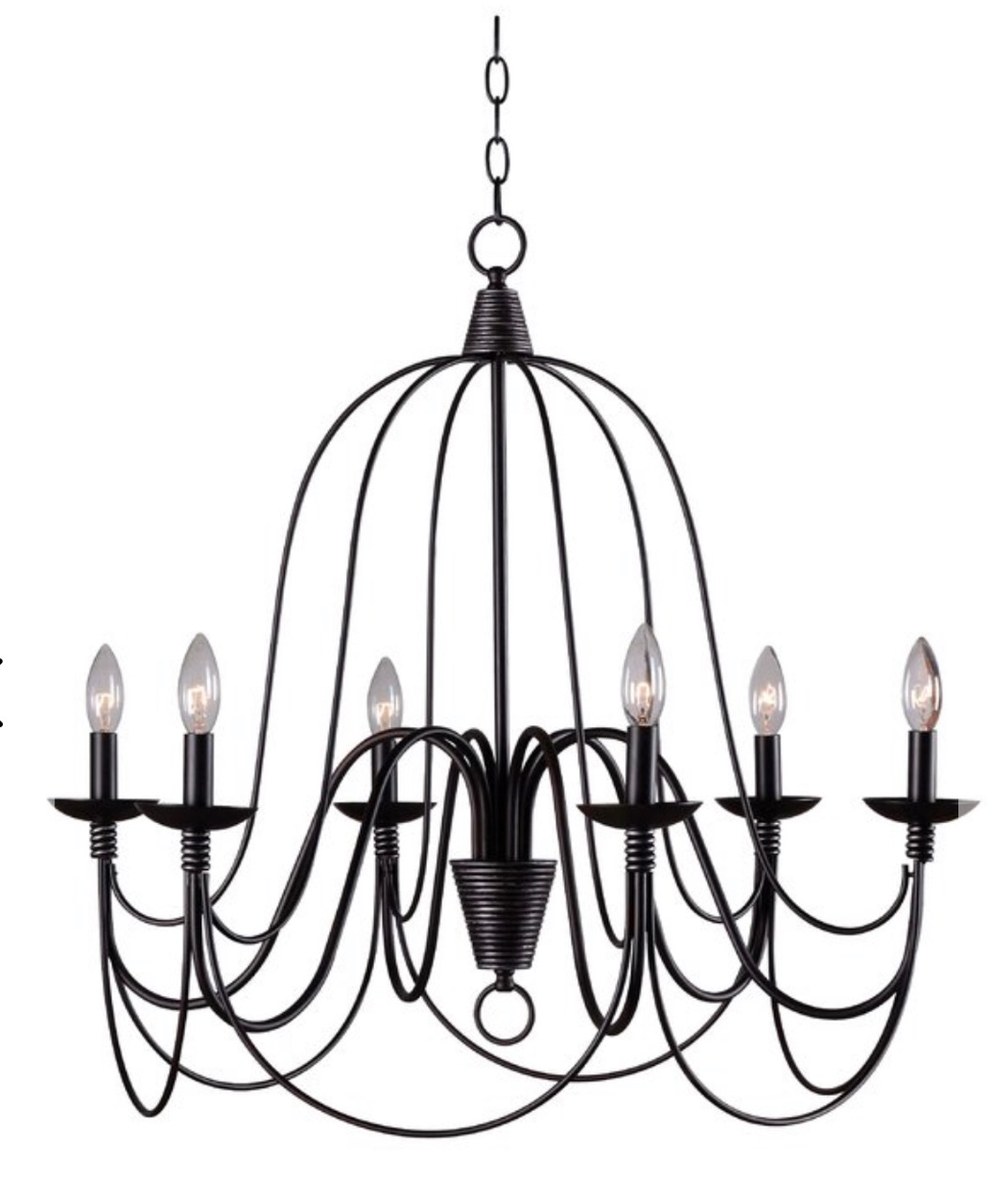 Dining Room: Opelia & Co. Chandelier