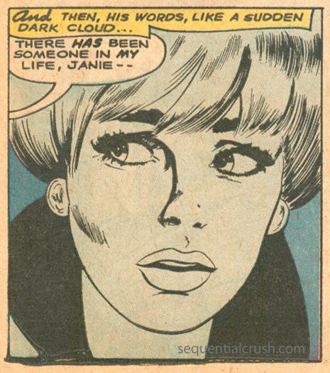 Jay Scott Pike Romance comic book art