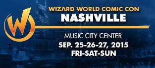Jacque Nodell Wizard World Comic Con 2015