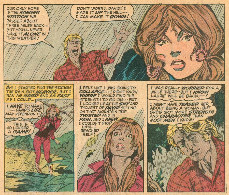 Holli Resnicoff Alan Weiss romance comic book marvel comics 1970s