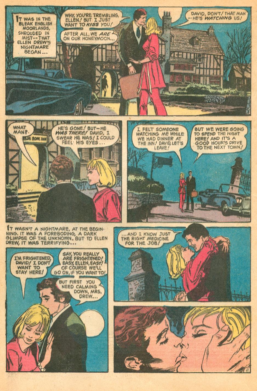 The Dark Mansion of Forbidden Love #2 DC comics Gothic Romance Comic Sequential Crush